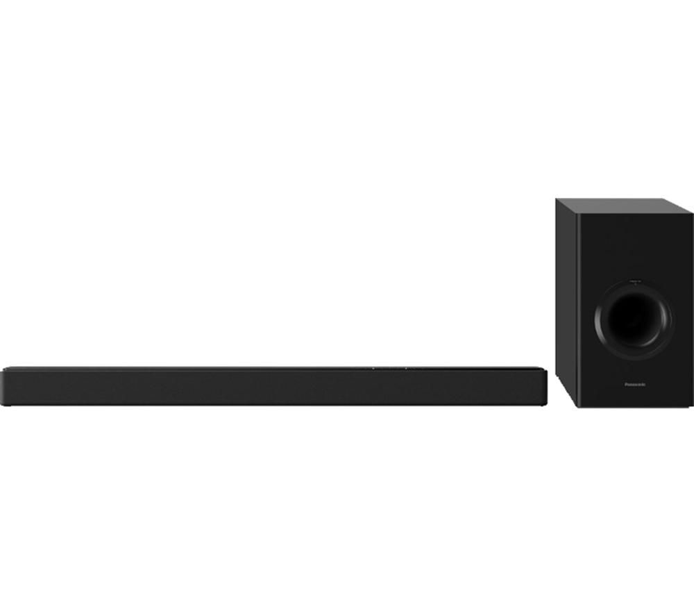 PANASONIC SC-HTB488EBK 2.1 Wireless Sound Bar
