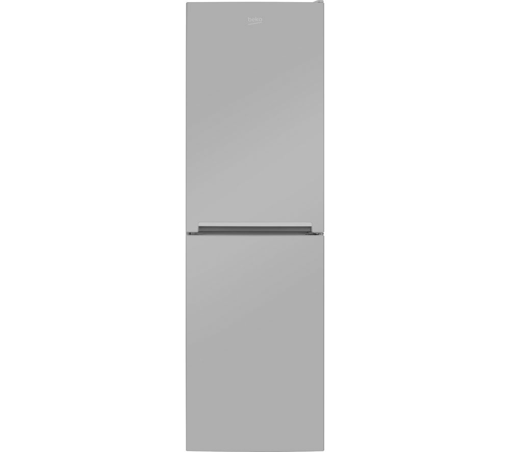 Beko CFG1582S Fridge Freezer - Silver