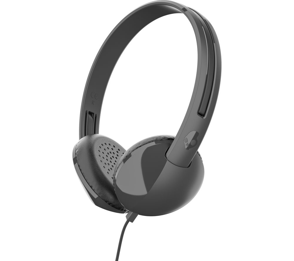 Compare prices for Skullcandy STIM On-ear Headphones - Black
