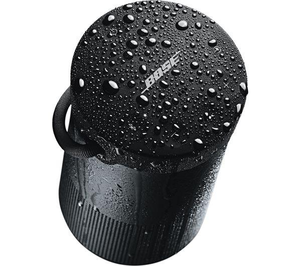 bose soundlink revolve portable bluetooth wireless speaker black