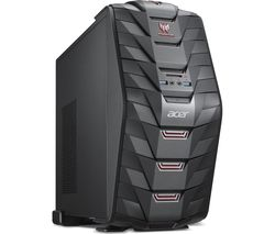 PREDATOR G3-710 Intel® Core™ i5 GTX 1070 Gaming PC - 2 TB HDD