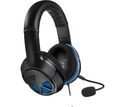TURTLE BEACH RECON 150 Gaming Headset - Black & Blue