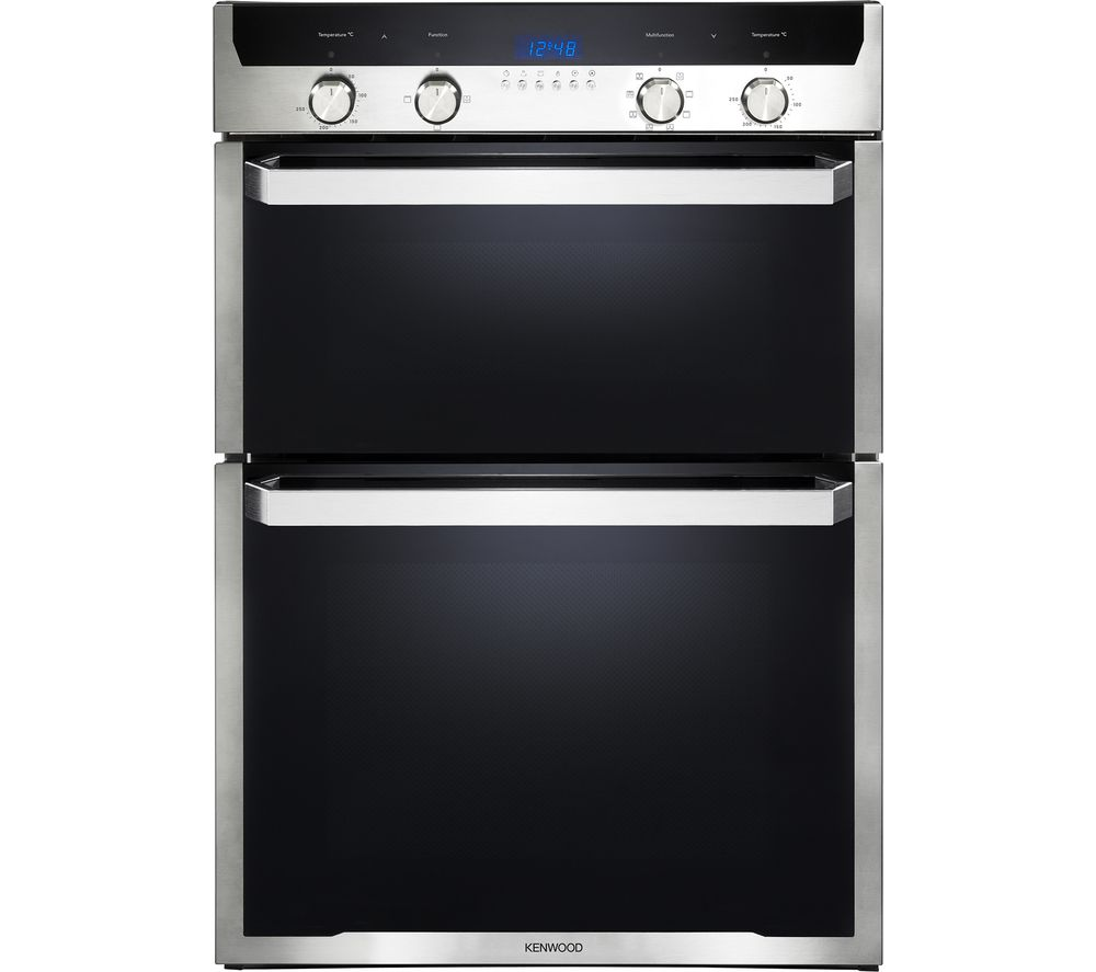 Compare prices for Kenwood KD1505SS Electric Double Oven