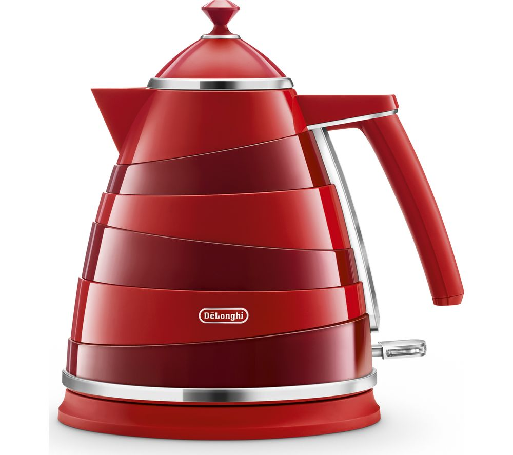 Compare retail prices of Delonghi Avvolta KBA3001.R Jug Kettle to get the best deal online