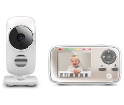 MOTOROLA MBP667 Connect Video Baby Monitor
