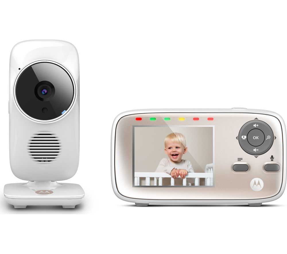 MOTOROLA MBP667 Connect Video Baby Monitor Fast Delivery