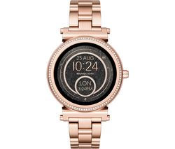 MICHAEL KORS Access Sofie - Rose Gold, Small