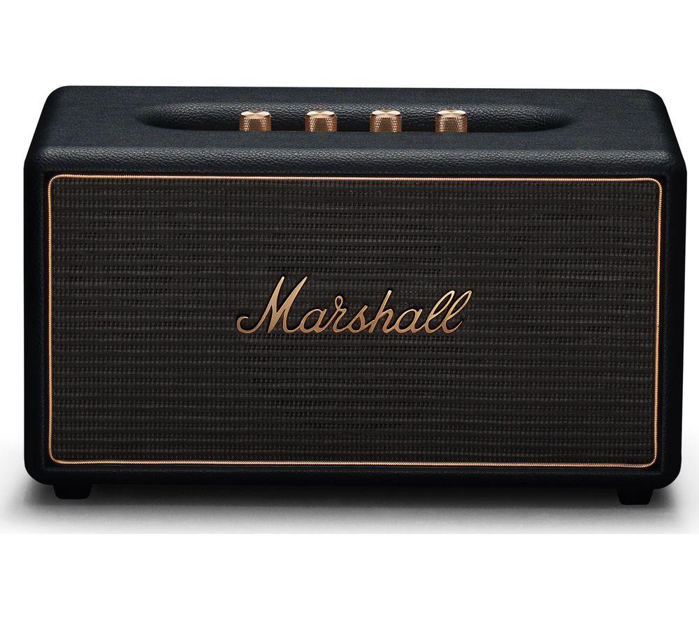 Buy MARSHALL Stanmore Wireless Smart Sound Speaker - Black  619988637e231