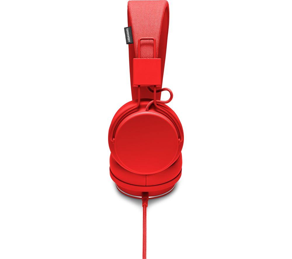 URBANEARS Plattan 2 Headphones - Tomato