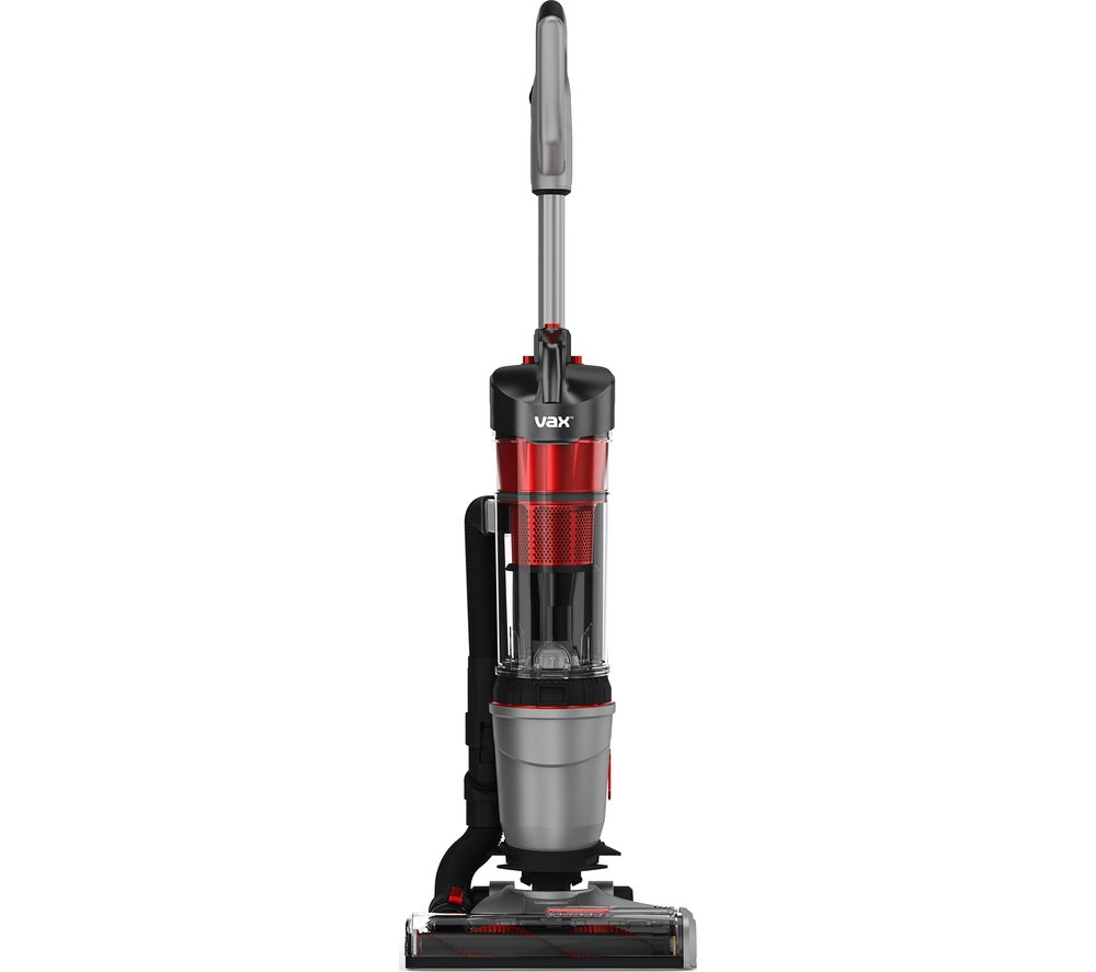 VAX Air Lift Steerable Advance UCSUSHV1 Bagless Vacuum Cleaner - Black & Red