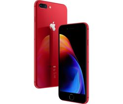 APPLE iPhone 8 Plus (Product) Red Special Edition - 64 GB, Red