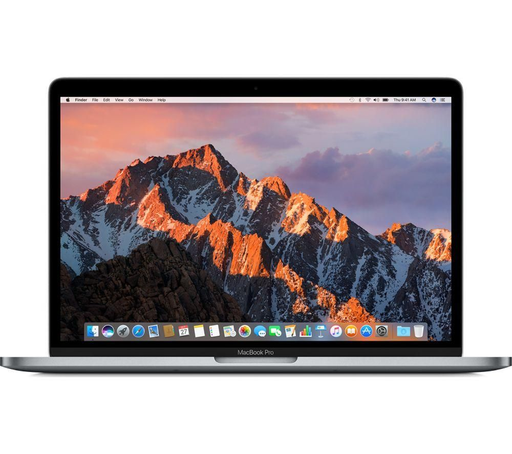 "APPLE MacBook Pro 15"" with Touch Bar - 512 GB SSD, Silver (2018)"