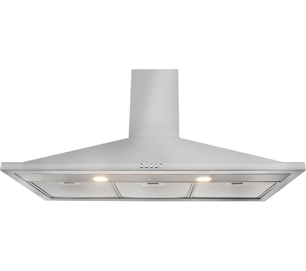 LEISURE H102PX Chimney Cooker Hood - Stainless Steel