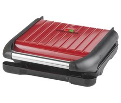 GEORGE FOREMAN 25040 Family Grill - Red