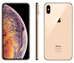 APPLE iPhone Xs Max - 512 GB, Gold