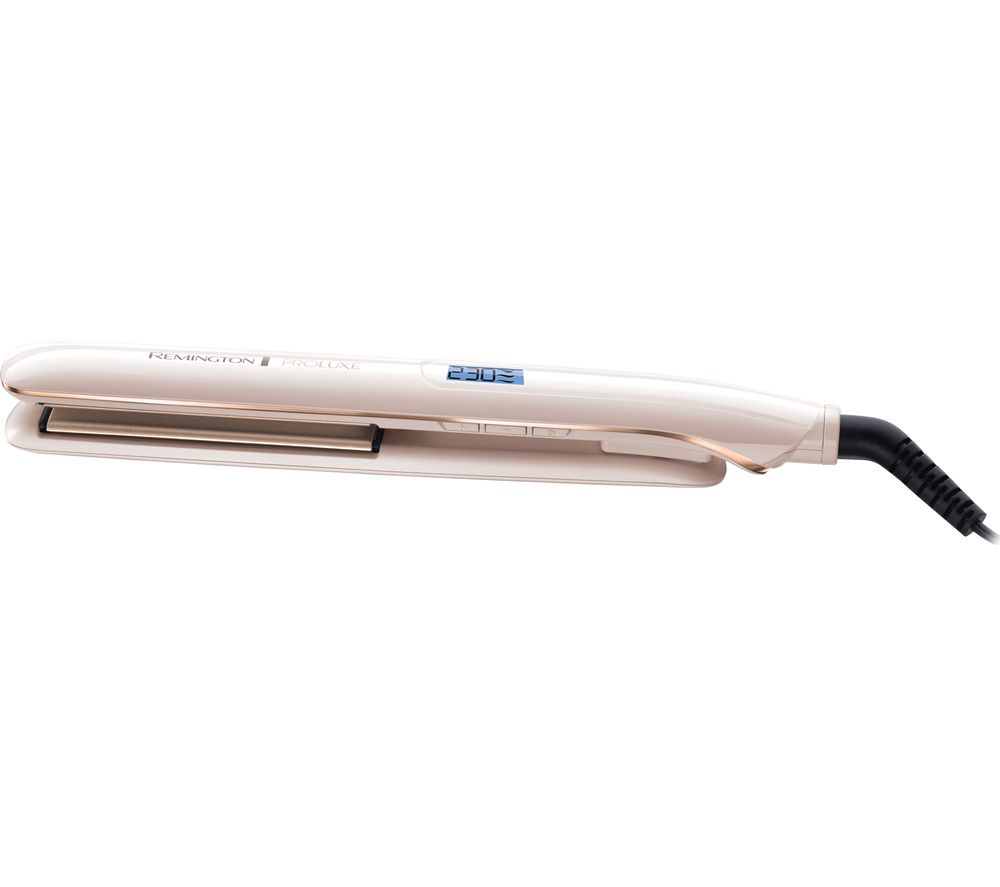 REMINGTON PROluxe S9100 Hair Straightener - Pink
