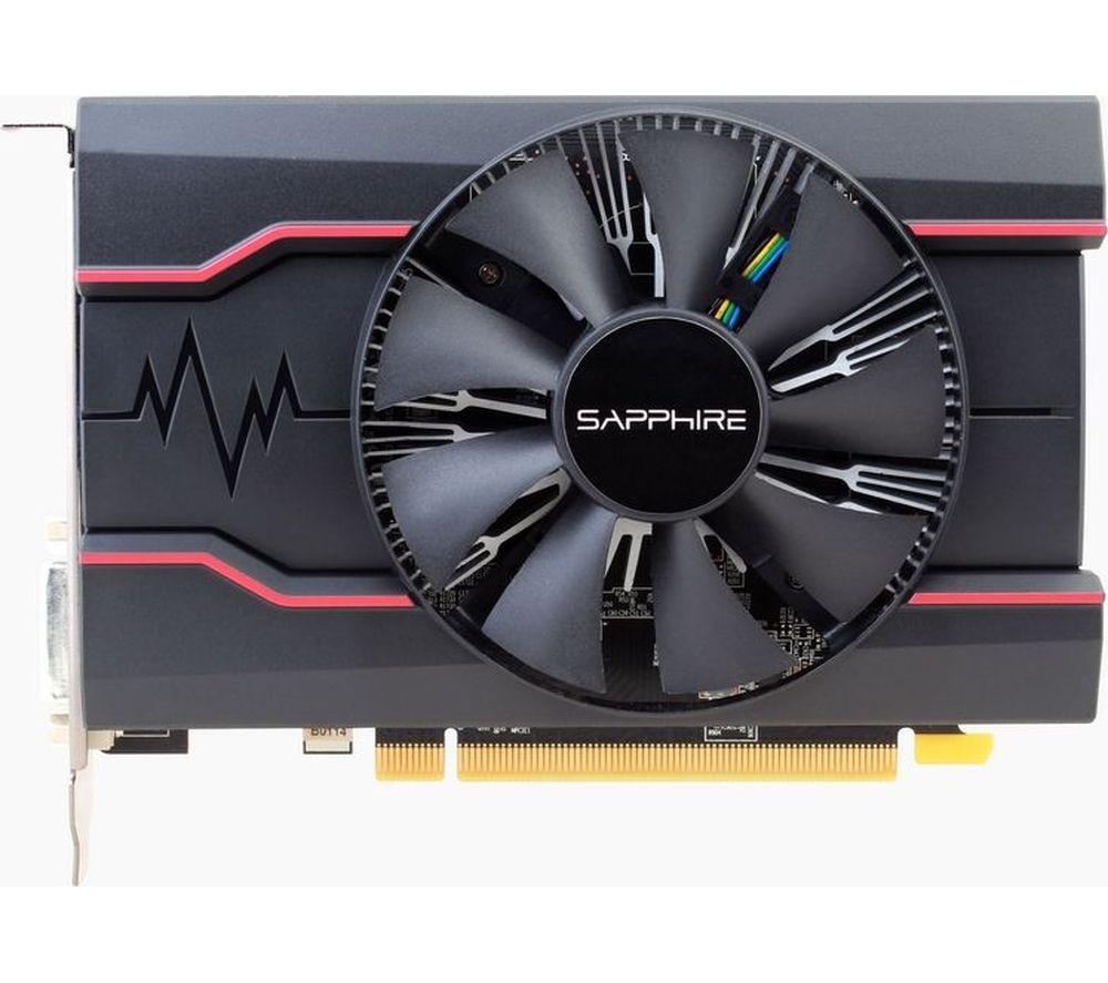 SAPPHIRE Radeon RX 550 2 GB PULSE Graphics Card