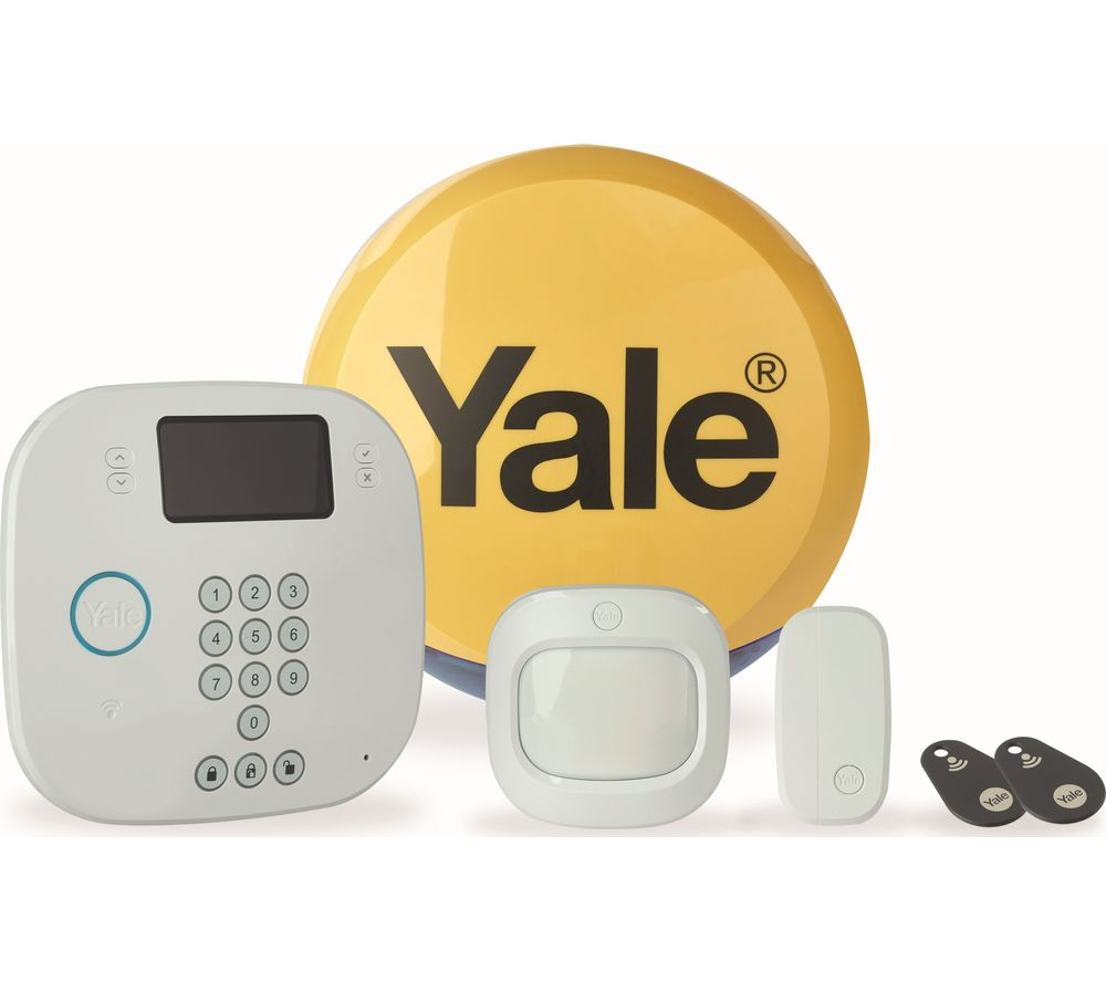 Image of YALE IA-210 Intruder Alarm Starter Kit