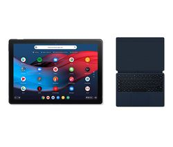 "GOOGLE Pixel Slate 12.3"" Intel® Core™ m3 2 in 1 Chromebook - 64 GB eMMC, Blue"
