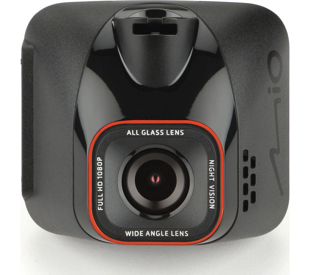MIO MiVue C570 Full HD Dash Cam - Black
