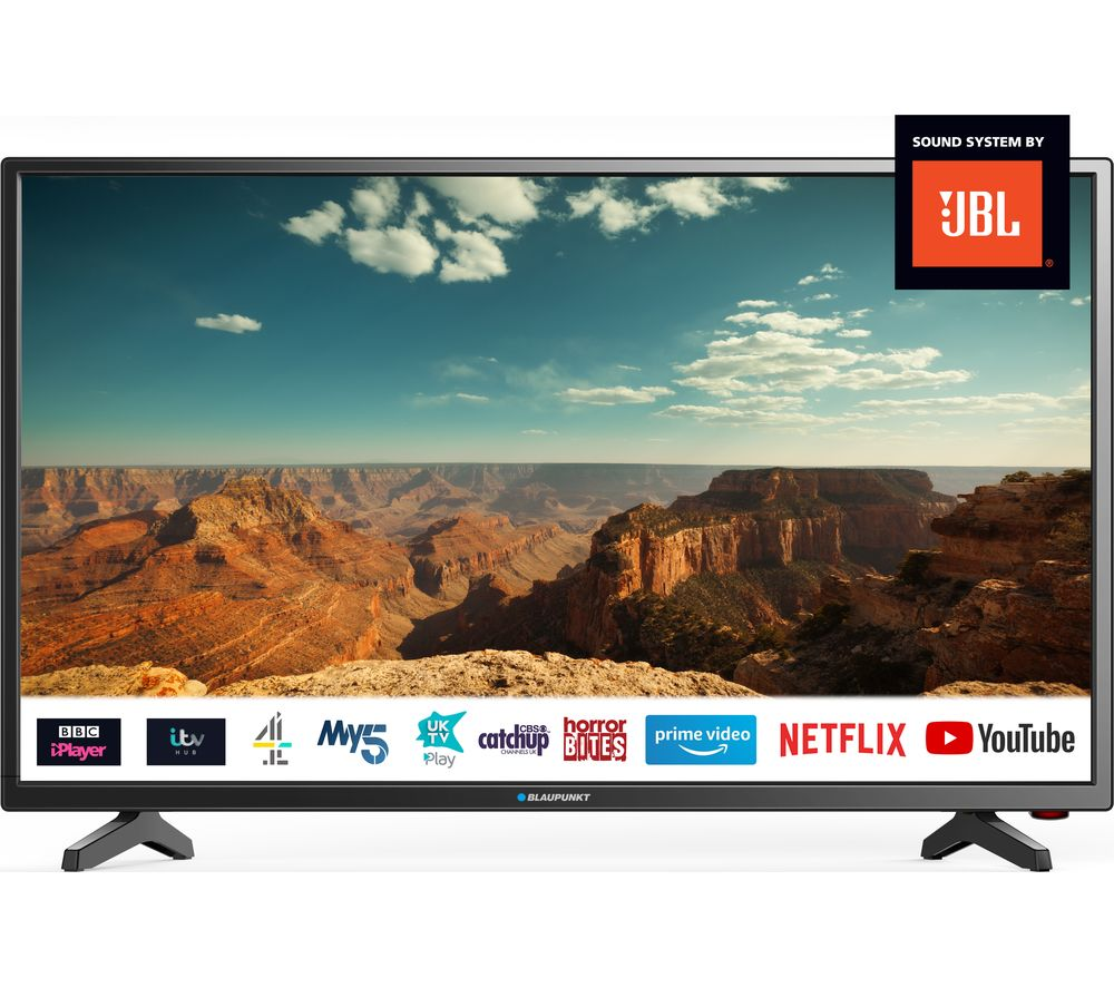 "BLAUPUNKT 40/138Q 40"" Smart LED TV"