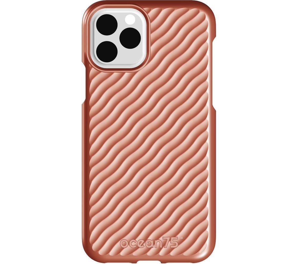 OCEAN75 Ocean Wave iPhone 11 Pro Case - Coral
