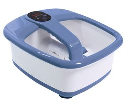 FM-90-GB Luxury Foot Spa - Blue & White