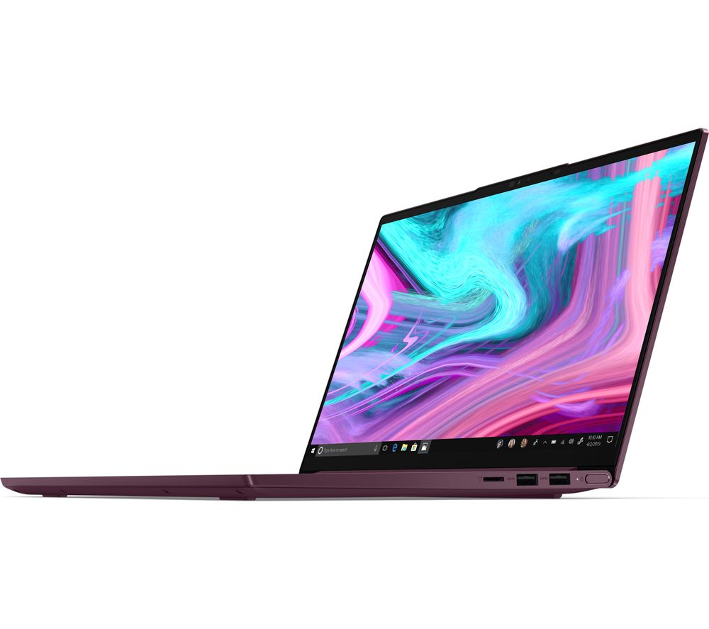 "Image of LENOVO Yoga Slim 7 14"" Laptop - Intel®Core™ i7, 512 GB SSD, Orchid, Orchid"