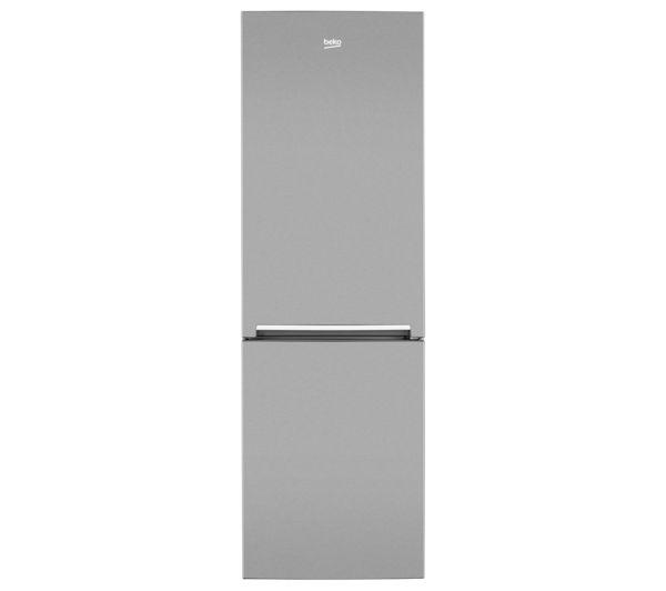 Image of BEKO CXFG3685PS 60/40 Fridge Freezer - Silver