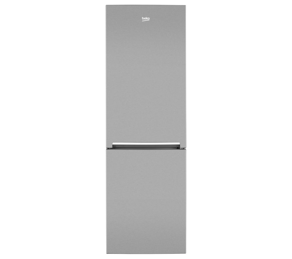 BEKO CXFG3685PS 60/40 Fridge Freezer - Silver