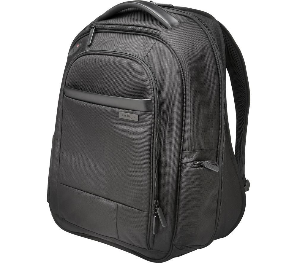 "KENSINGTON Contour 2.0 Pro 17"" Laptop Backpack - Black"