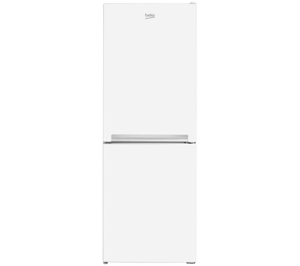 BEKO CFG3552W 50/50 Fridge Freezer - White, White