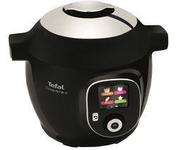 CY851840 Cook4Me Pressure Cooker - Black