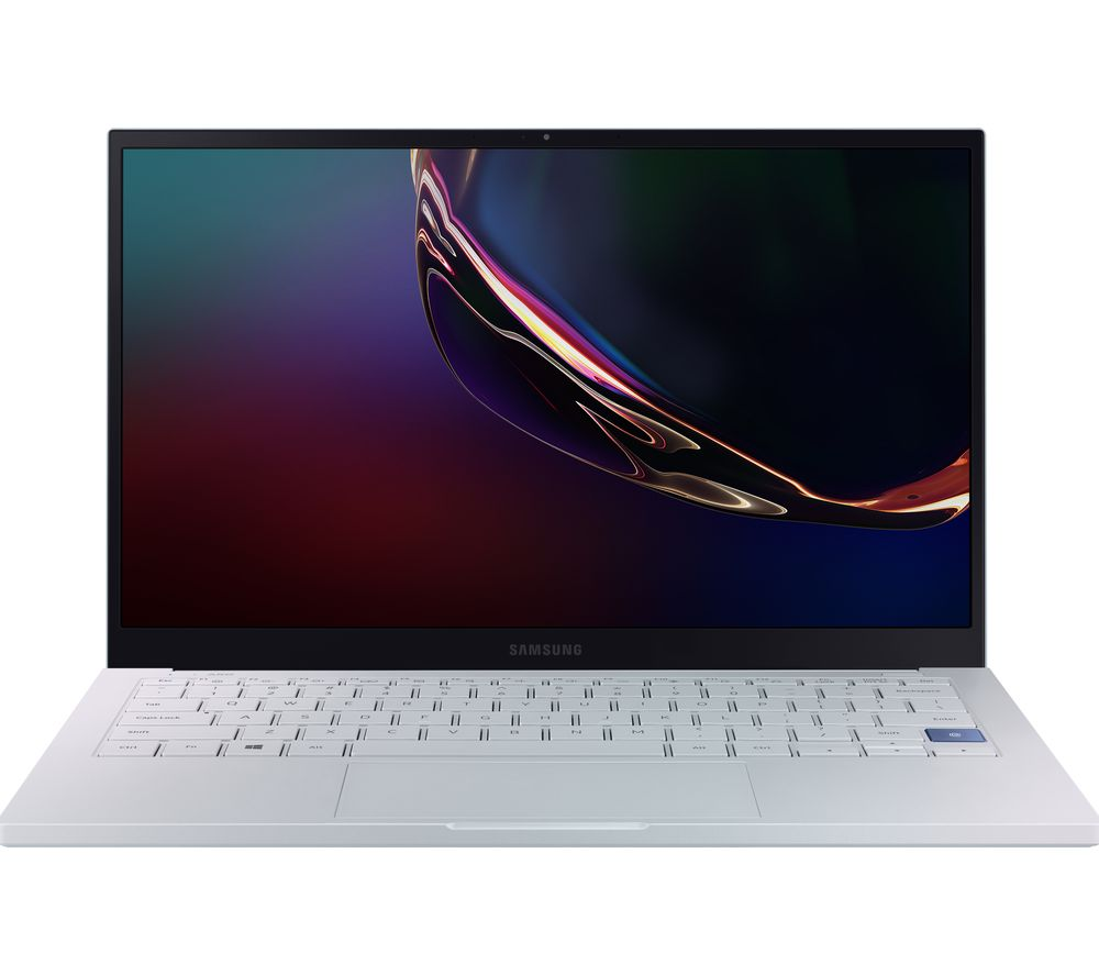 "SAMSUNG Galaxy Book Ion 13.3"" Laptop - Intel® Core™ i5, 512 GB SSD, Silver"
