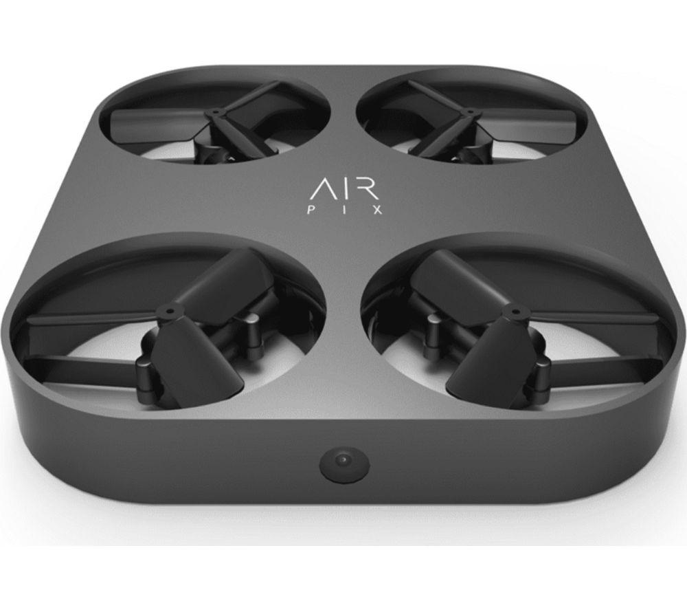 Image of AIRSELFIE Air Pix Drone - Space Grey, Grey