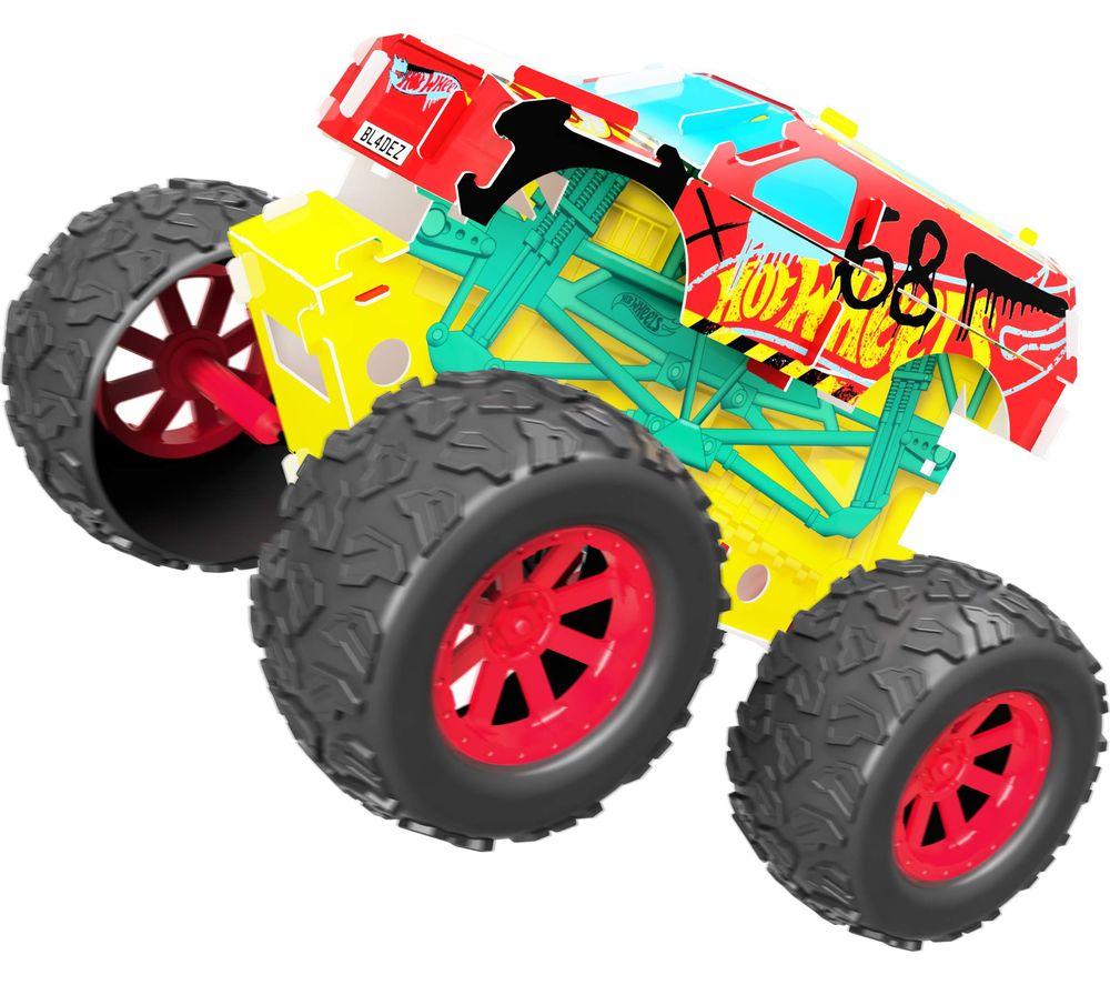 BLADEZ Hot Wheels Monster Truck Maker Kitz