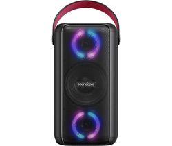 Rave Mega A3392G11 Bluetooth Party Speaker - Black