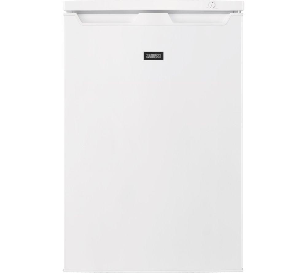 ZANUSSI OptiSpace ZYAN8FW0 Undercounter Freezer - White, White