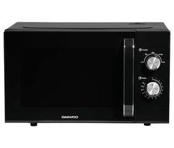 SDA2085GE Solo Microwave - Black