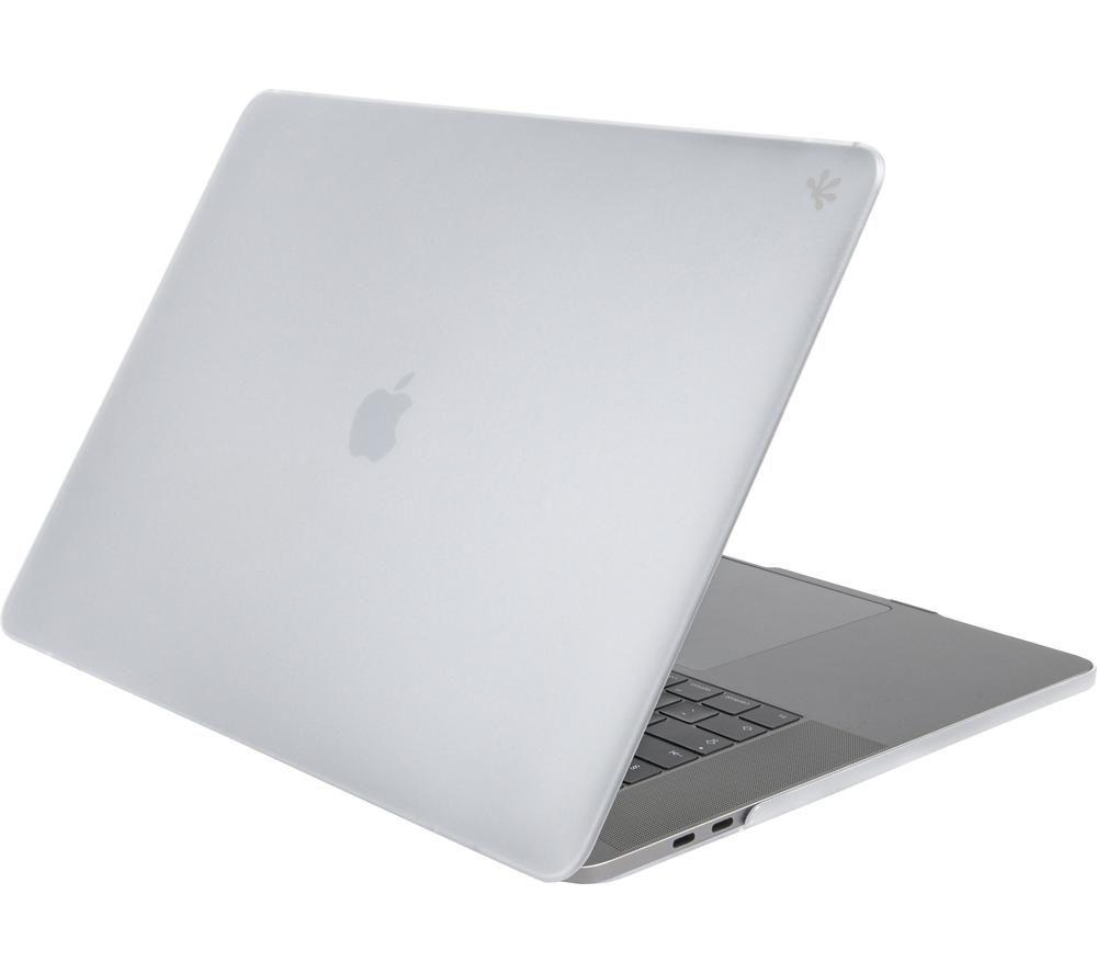 "GECKO COVERS MCLPP16C21 16"" MacBook Pro Hardshell Case - Frozen White, White"