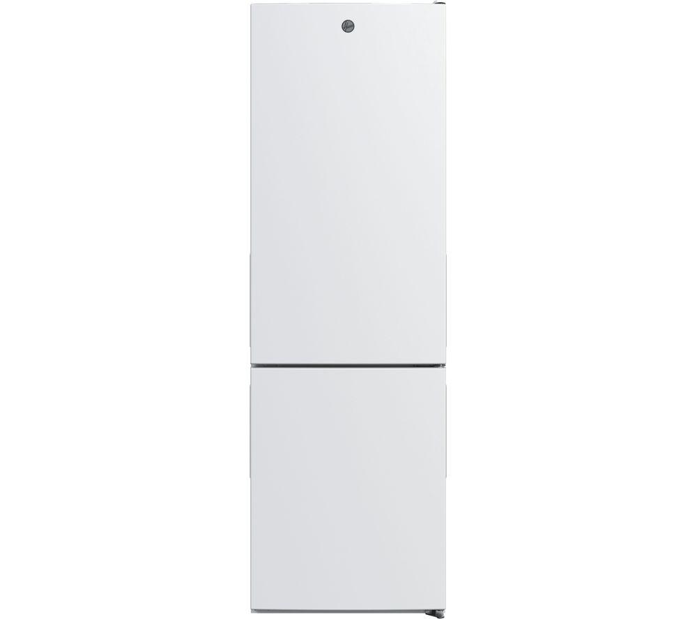 HOOVER HMDNB 6184WK 70/30 Fridge Freezer - White, White