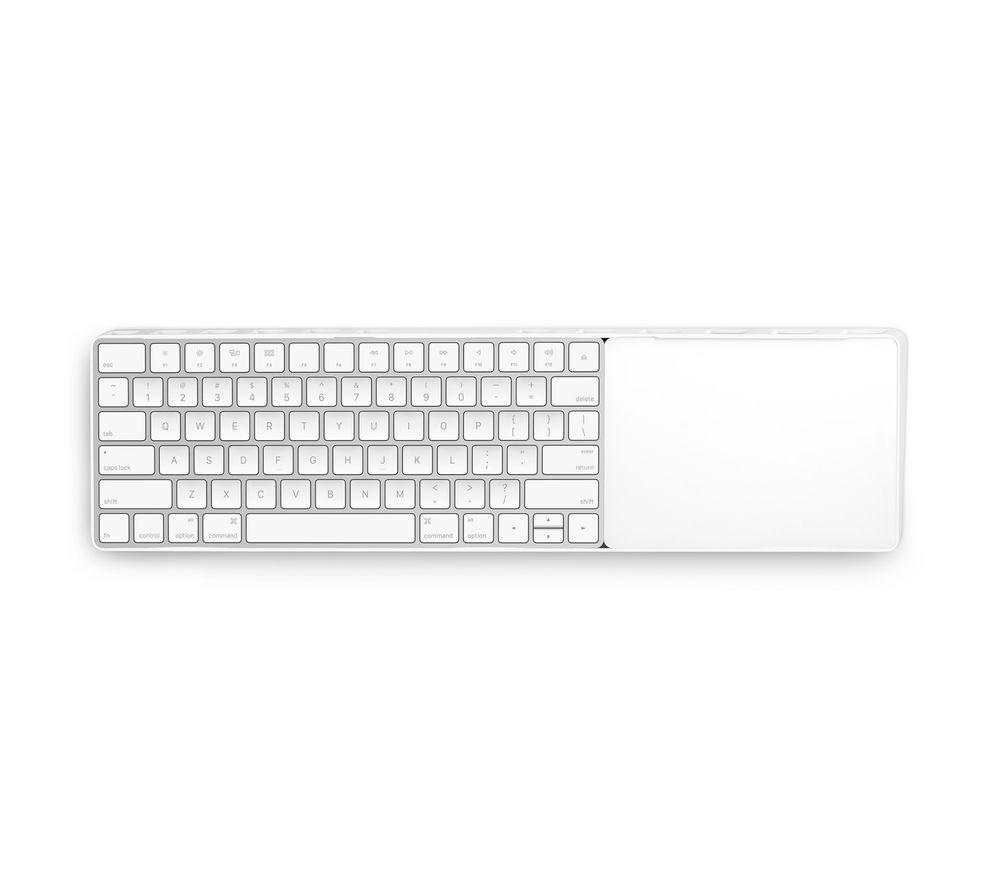 TWELVE SOUTH MagicBridge 12-1633 for Apple Magic Wireless Keyboard & Trackpad 2 - White