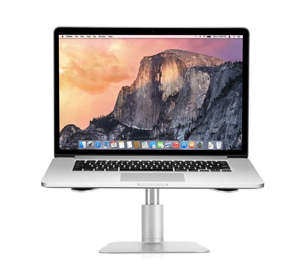 TWELVESOUT HiRise MacBook Stand - Silver