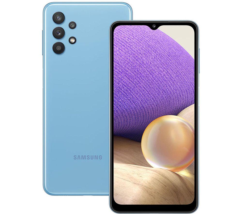 SAMSUNG Galaxy A32 5G - 64 GB, Awesome Blue
