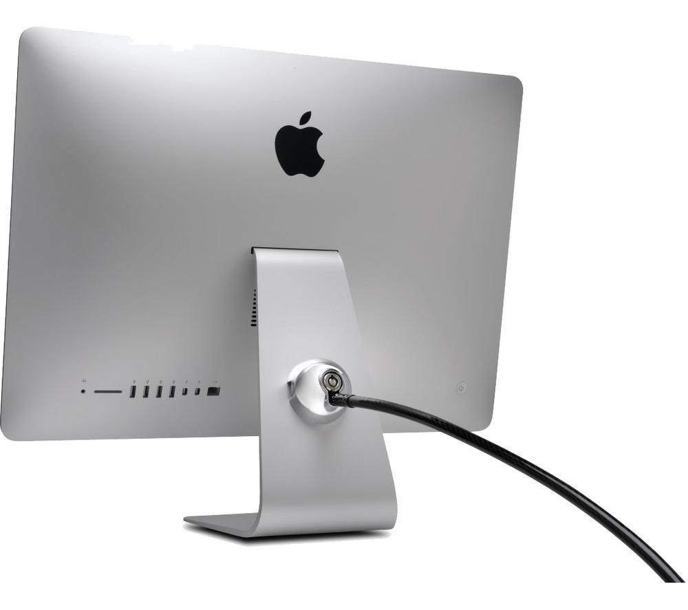 KENSINGTON SafeDome Clicksafe iMac Cable Lock - Silver, Silver