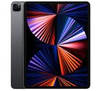 £1249, APPLE 12.9inch iPad Pro Cellular (2021) - 256 GB, Space Grey, iPadOS, Liquid Retina XDR display, 256GB storage: Perfect for saving pretty much everything, Battery life: Up to 9 hours, Compatible with Apple Pencil (2nd generation) / Magic Keyboard / Smart Keyboard Folio,