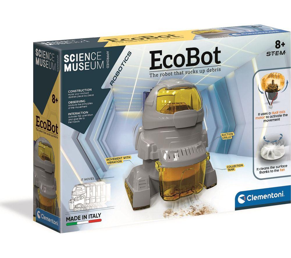 SCIENCE MUSEUM CLEM SCMUS ECOBOT
