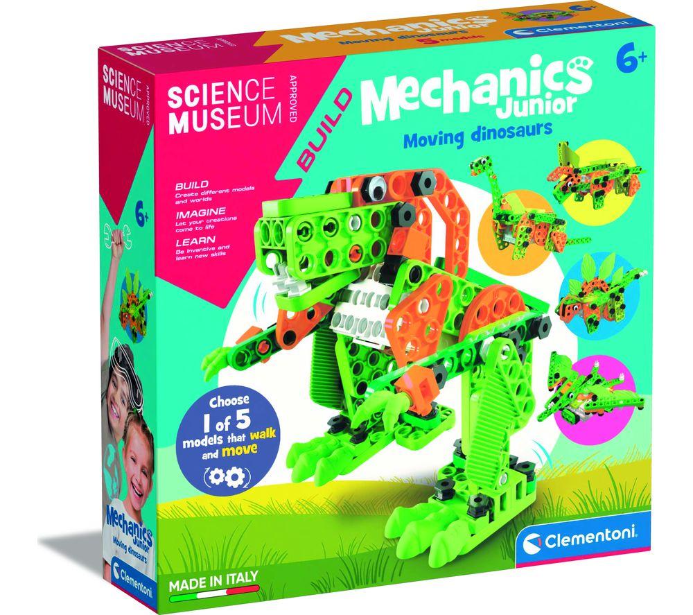 MAKERS LAB 697343 Moving Dinosaur Science Kit