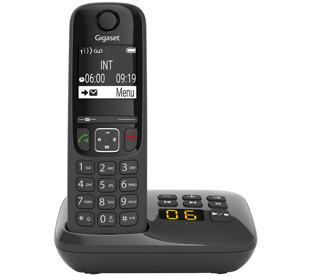 GIGASET AS690A Cordless Phone