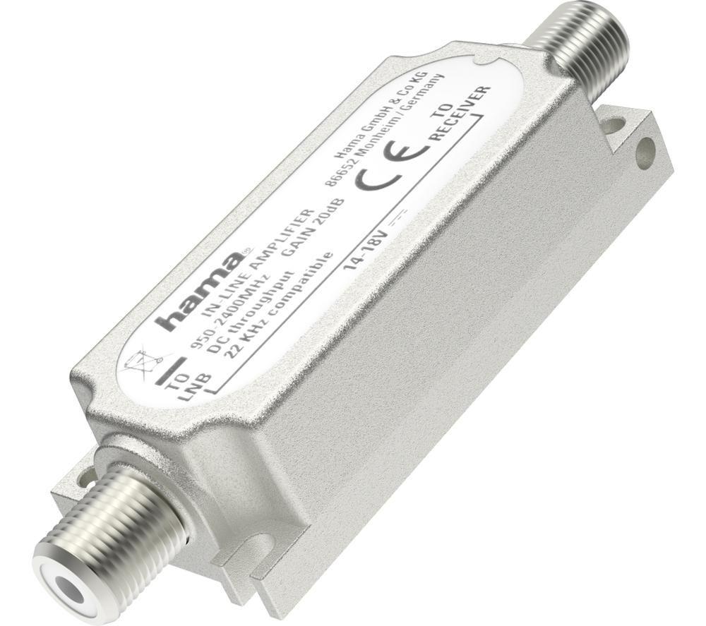 HAMA 205233 Satellite Inline Amplifier